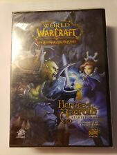 World Of Warcraft Heroes Of Azeroth Starter Deck by Upper Deck