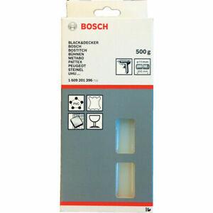 Bosch 1609201396 11x200mm Transparent Glue Stick 500g