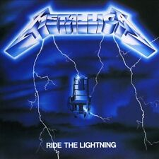 METALLICA - RIDE THE LIGHTNING NEW CD