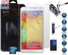 UK Genuine Tempered Glass Film Screen Protector for Samsung Galaxy Note 3 N9005