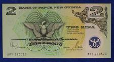Papua Nuova Guinea Papua New Guinea 2 Kina Pick 16 d #B1228