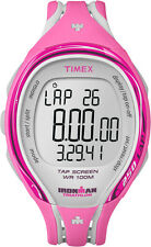 Timex Ironman Sleek 250 Alarm Chronograph Ladies Watch T5K591