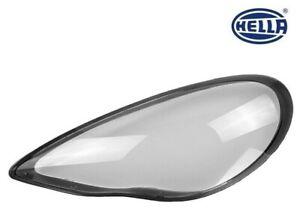For Porsche Panamera Left Headlight Headlamp Lens Cover 2011-2014 New Oem