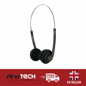 Stereo Headphones Lightweight Ideal for Jogging and Gym
