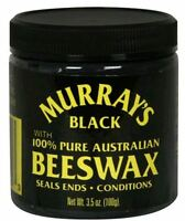 Murrays Black Beeswax, 3.5 oz (Pack of 2)