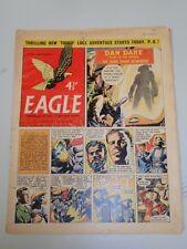 EAGLE #45 VOL 6 NOVEMBER 11 1955 BRITISH WEEKLY DAN DARE SPACE ADVENTURES*