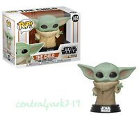 Funko Pop! 48740 Star Wars The Mandalorian Baby Yoda The Child RARE, SOLD OUT!