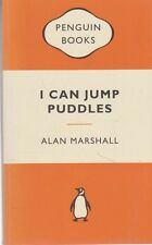 ALAN MARSHALL I Can Jump Puddles 2010 SC Book