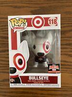 Funko POP Ad Icons Bullseye Target Con Vinyl Figure Collectible Toy 2021 🔥📈