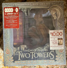 The Lord of the Rings: The Two Towers Collector's Dvd Gift Set (5-Disc Set)