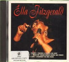 Fitzgerald Ella(CD Album)Ella Fitzgerald-New