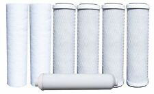 Watts Premier WP500024 Standard Annual 7 Pack Replacement Filter Kit, White, ...