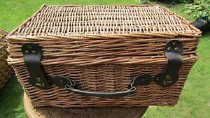 Wicker Basket Hamper