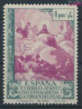Spain 882 with hinge 1940 Pilar (9360037