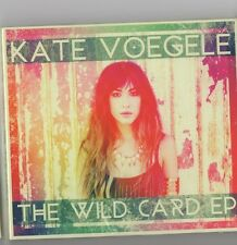 Kate Voegele The Wild Card EP CD Official