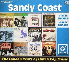 Sandy Coast - Golden Years of Dutch Pop Music, 2CD Neu