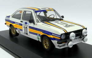 Minichamps 1/18 Scale 155 808710 - Ford Escort RS 1800 - Acropolis Rally 1980