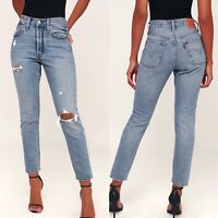 Levi's 501 Original Skinny Jeans High Rise Size 30 x 30 Can't Touch This NWT $98
