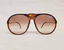 Vintage Porsche Design By Carrera 5659 Turtleshell  Havana Sunglasses