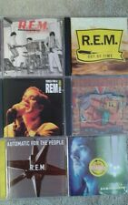R.E.M. songs for a green world DAYSLEEPER 6 CD's  RECONSTRUCTION OF THE FABLES