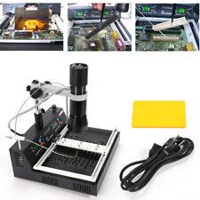 T-870A BGA SMD Desoldering SMT Rework Station, IRDA Infrared Machine + US PLUG