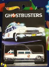 Hot Wheels Ghostbusters Full Set of 8 Cars Dwd94