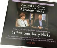 Ask & It Is Given Introduction Teachings of Abraham-Hicks (Law of Attraction CD