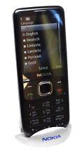 Nokia 6700 Classic Black Greek Keypad SWAP ORIGINAL UNLOCKED