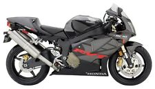HONDA 2 COLOUR TOUCH UP PAINT KIT RVT1000R RC51 (USA SPEC) BLACK AND HEAVY GREY