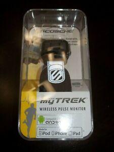 Scosche MyTrek Wireless Pulse Monitor Factory Sealed Box