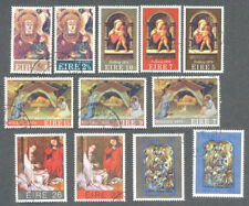 Ireland-Christmas sets complete 5 different fine used