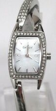 Dkny Women's NY4633 Mother-Of-Pearl Stainless-Steel Analog Quartz Watch