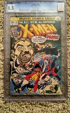 X-MEN #94 Marvel CGC 8.5 White Pages VF/NM (1975) 2nd App. STORM & NIGHTCRAWLER
