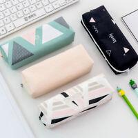 Cute Pencil Cases Kawaii School Fabric Pen Bag Box Case Pouch Office Statio G4J1