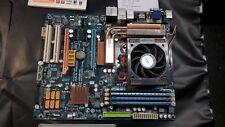 GA-MA790gp-DS4HAMD,  w/Phenom X4 9850 2.5 GHz Quad-Core (HD9850XAJ4BGH), 8GB
