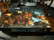 Space Hulk: Third Edition Box set: Complete / Used