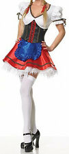 Französisches Dienstmädchen Kostüm Zofe Magd Gr. M  nylons gratis