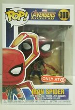 Funko Pop Iron Spider Target Exclusive #300