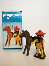 Playmobil 3343 - Mexican bandit with Horse (Klicky-box, OVP)