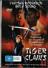 TIGER CLAWS 2 - BOLO YEUNG - NEW & SEALED DVD