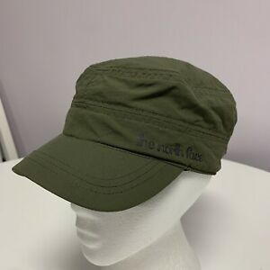 The North Face Khaki Green Peak Cap Baseball Hat. One Size Fits Most