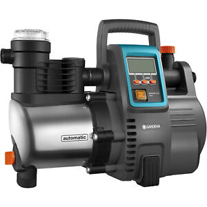 Gardena Haus- & Gartenautomat 6000/6 LCD 1760-20 Gartenbewässerung Pumpe 6000l/h