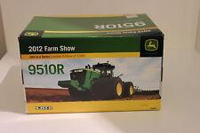 Ertl 1/32 John Deere 9510R 2012 Farm Progress Show Tractor 4wd CE NIB Ltd Ed