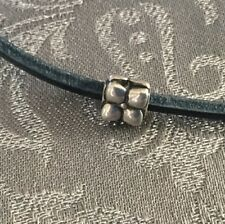 Authentic Trollbeads Sterling Silver Flowers 11216