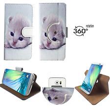 ARCHOS 50c Platinum  - Smartphone Hülle Schutzhülle - 360° M Katze 1