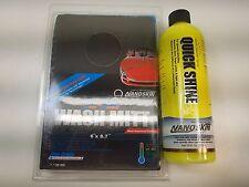 NANOSKIN AUTOSCRUB WASH MITT Blue AS-016 - Fine Grade w/ FREE CLAY LUBE