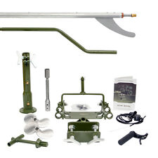 COMPLETE LONGTAIL MUD MOTOR KIT - 8 to 16 HP Jon Boat