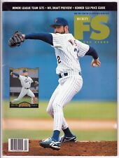 Beckett Future Stars #60 April 1996 Paul Wilson New York Mets Cover