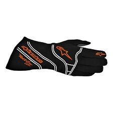 Alpinestars Tech 1-Z Race Gloves  FIA Approved, Oval Rally Autograss Racing SALE