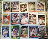 1987-2017 Don Mattingly Lot of 17 Cards!!! Mint 🔥🔥🔥